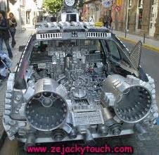 opel kadett lego touch 3