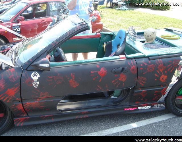 Honda civic jacky tuning style 2