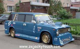 Lada Jacky tuning 02
