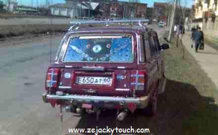 Lada Jacky tuning 11