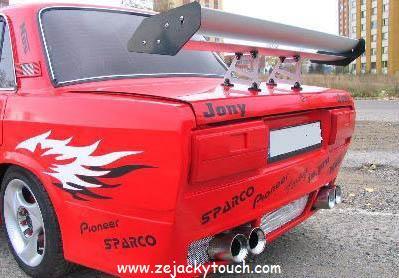 Lada Jacky tuning 17
