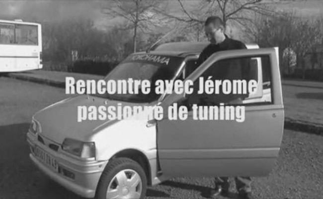 Rencontre avec Jérome et sa voiture sans permis