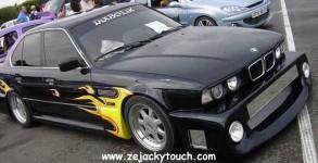 BMW Diabolik jacky tuning