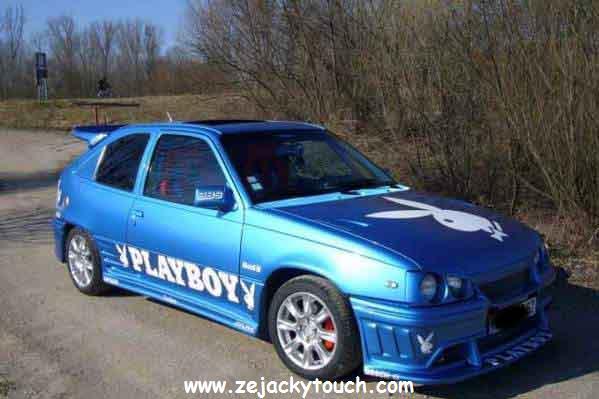 Opel Playboy Jacky tuning