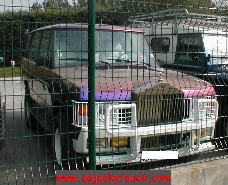 Range Rover Jacky tuning 2