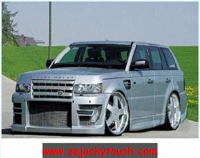 Range Rover Jacky tuning