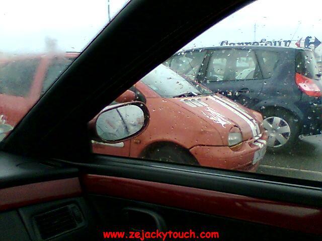 Renault twingo jacky tuning 1