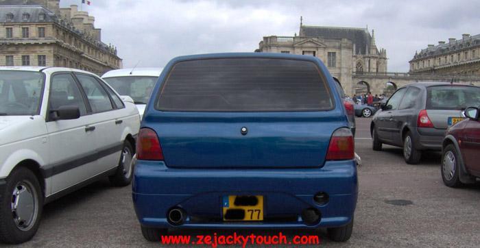 Renault twingo jacky tuning 6