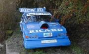 La fameuse Citroen BX «RICARD TOUCH»