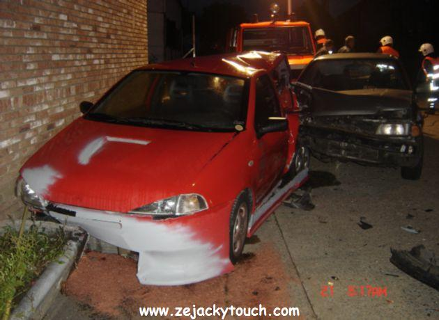 Fiat Punto Jacky touch HS 1