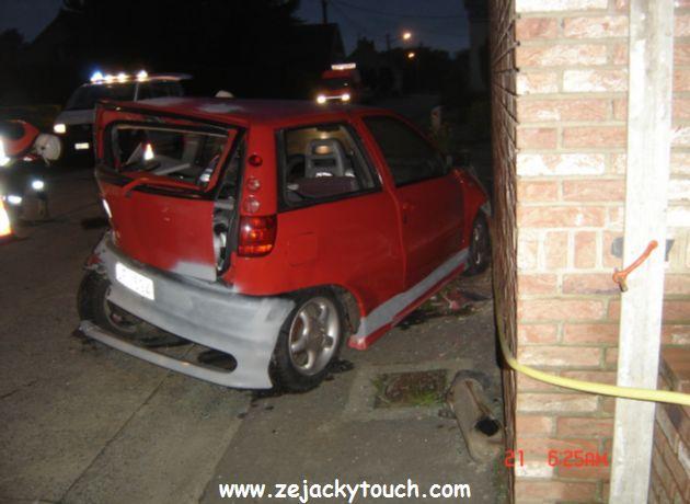 Fiat Punto Jacky touch HS 2