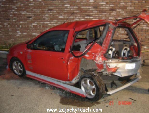 Fiat Punto Jacky touch HS 3