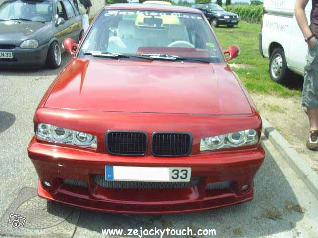 Renault 21 jacky bmw touch 1