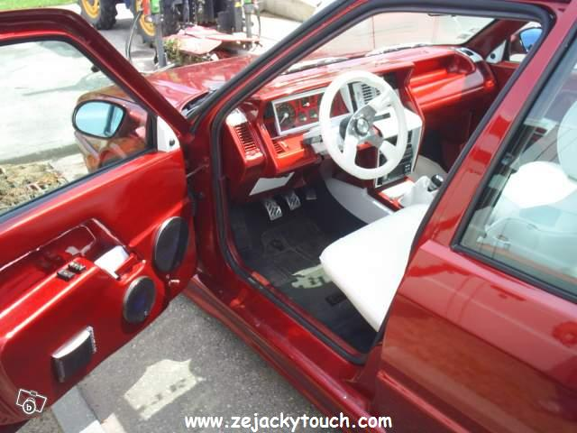 Renault 21 jacky bmw touch 3