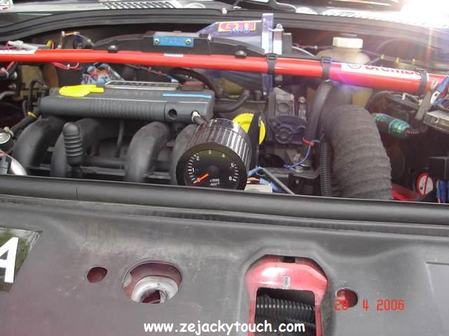 Renault Clio Racing Jacky touch 13