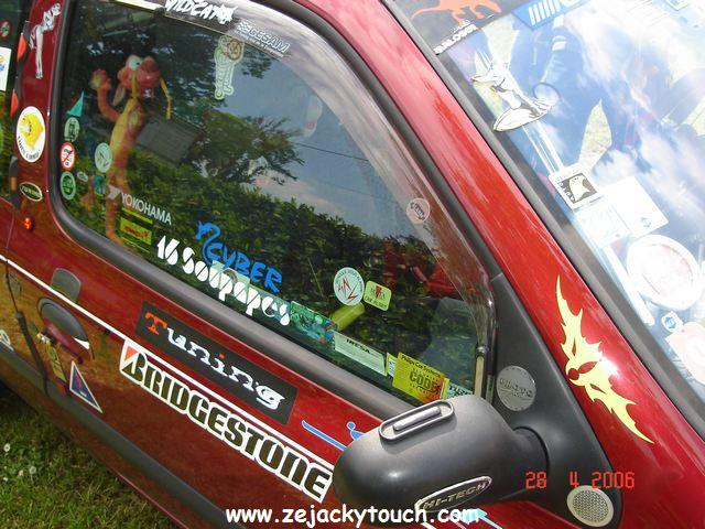 Renault Clio Racing Jacky touch 4