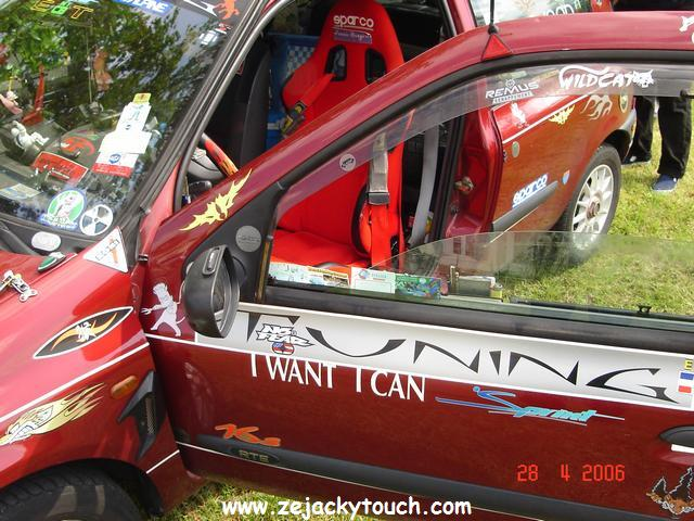 Renault Clio Racing Jacky touch 5