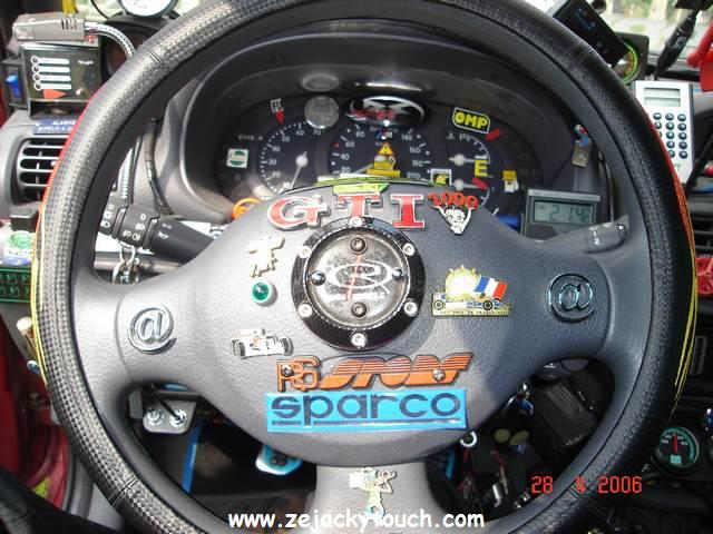 Renault Clio Racing Jacky touch 7