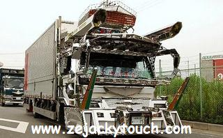 camion goldorak jacky tuning touch 3