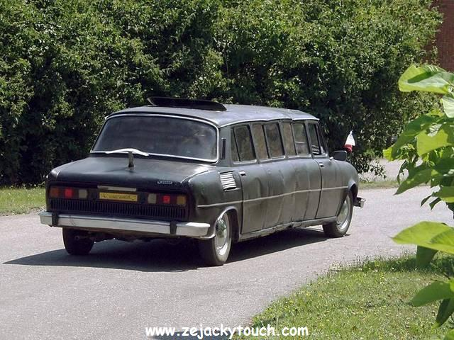 skoda limousine jacky tuning touch 2
