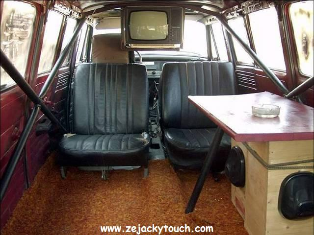 skoda limousine jacky tuning touch 9