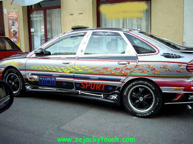 renault laguna jacky tuning touch 1
