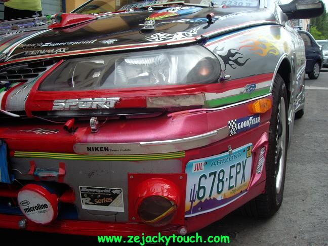 renault laguna jacky tuning touch 11