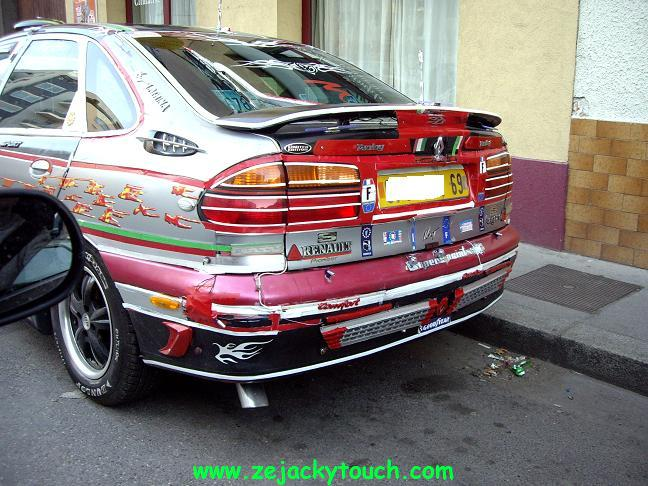 renault laguna jacky tuning touch 3