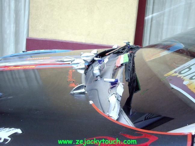 renault laguna jacky tuning touch 4