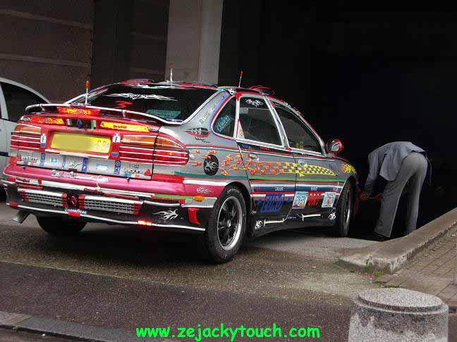 renault laguna jacky tuning touch 6