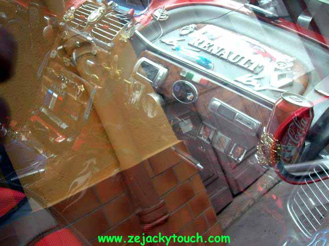 renault laguna jacky tuning touch 8