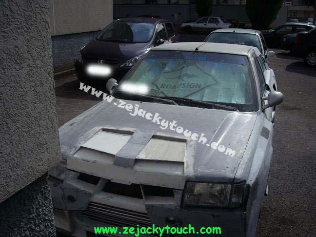 Peugeot jacky touch kit beton 3