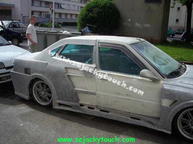 Peugeot jacky touch kit beton 6