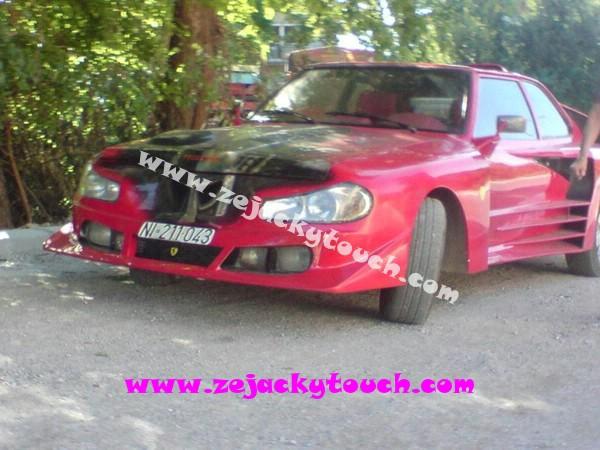 Ferrari de Jacky 1