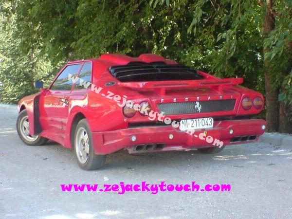 Ferrari de Jacky 3
