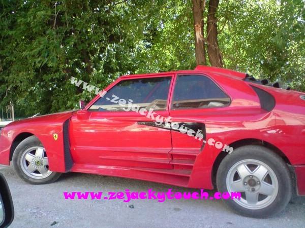 Ferrari de Jacky 2