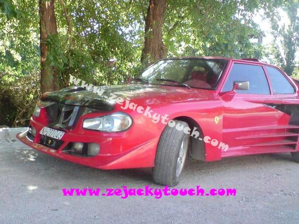 Ferrari de Jacky 4