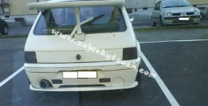 peugeot 205 jacky maxi aileron