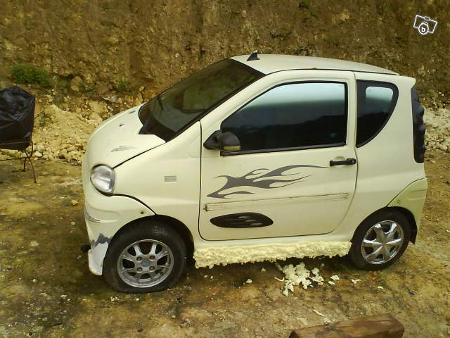 voiture sans permis piaggio jacky tuning 1