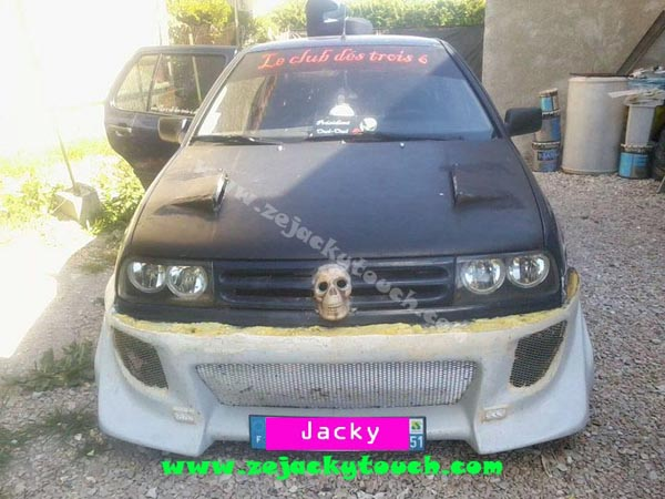Belle VW de jacky tuning 1