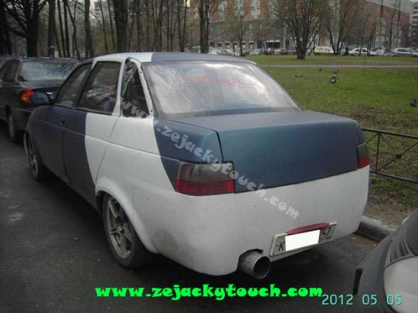 Jacky Tuning made in Russia - 2