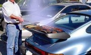 La Porsche Barbecue