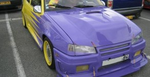 Opel Kadett Jacky DTM 1