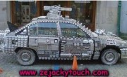Opel Kadett … ze lego touch