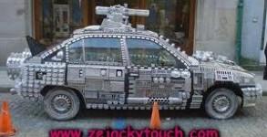 opel kadett lego touch