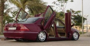 Mercedes jacky tuning style 1