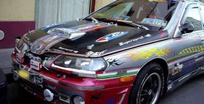 renault laguna jacky tuning touch featured