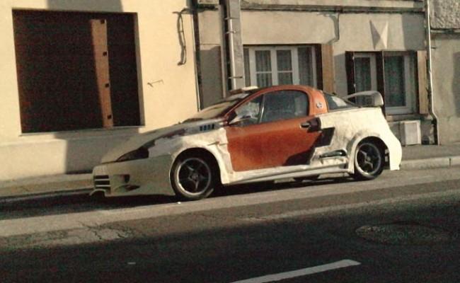 Opel Tigra de Concours