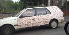 voiture papier peint 2 - Jacky tuning