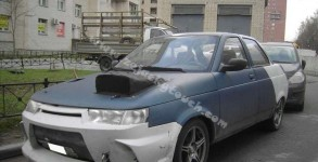 Jacky Tuning made in Russia - 1
